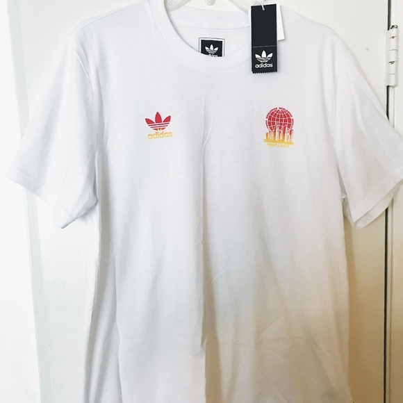 516efc8f ADIDAS by TRAP LORD Ferg Tops | Adidas X Trap Lord Ferg Tshirt ...